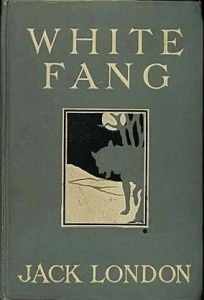 white fang by jack london book cover