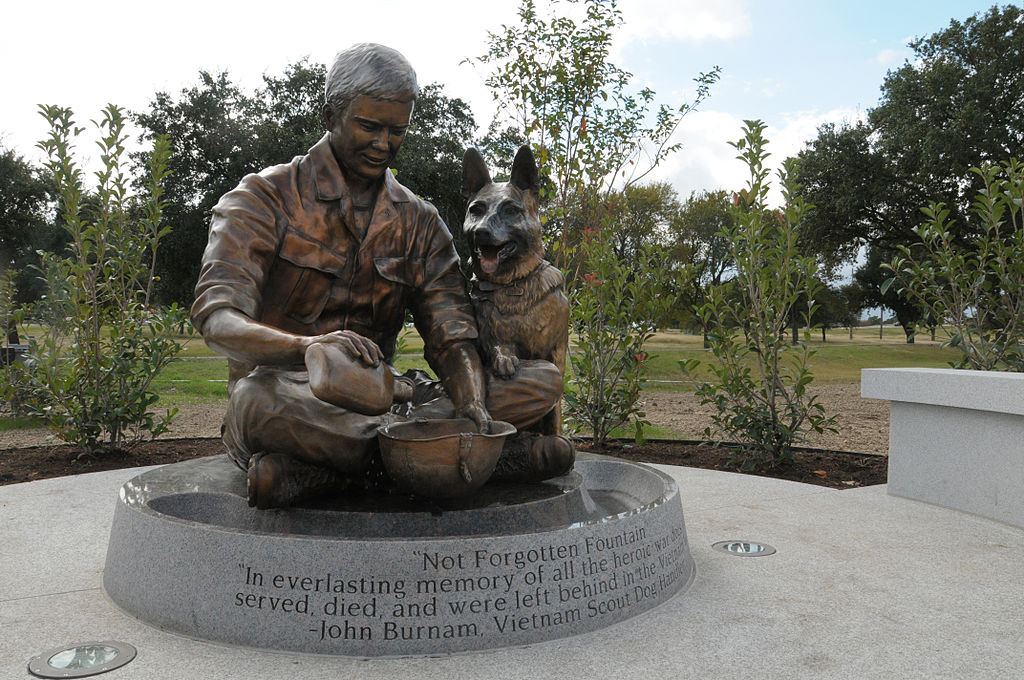 The Not Forgotten Fountain