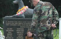 War Dog Memorial Thumbnail