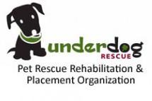 underdog rescue logo