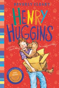 Henry Huggins book cover